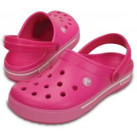 CROCS Crocband II.5 Clog barva Candy Pink/Party Pink