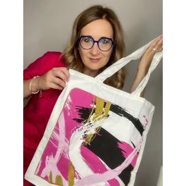 Avon Plátěná taška s barevným potiskem