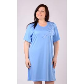 Dámská noční košile s krátkým rukávem Evelína