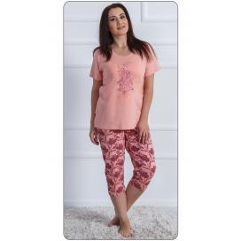Dámské pyžamo kapri Jana