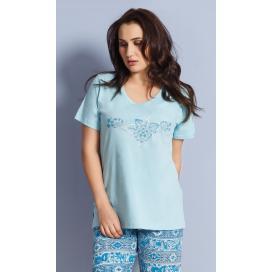 Dámské pyžamo kapri Elizabet