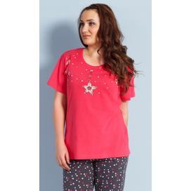 Dámské pyžamo kapri Hvězda
