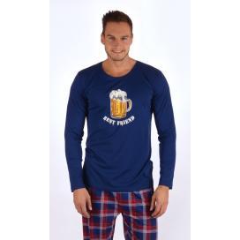 Pánské pyžamo dlouhé Velké pivo