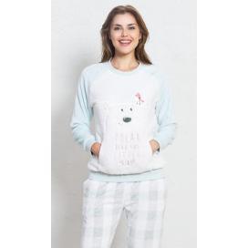 Dámské pyžamo dlouhé Polar bear