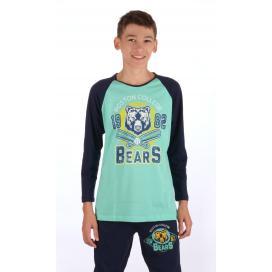 Dětské pyžamo dlouhé Bears