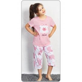 Dětské pyžamo kapri Velký méďa