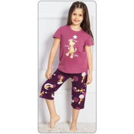 Dětské pyžamo kapri Malá žirafa