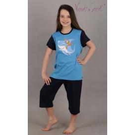 Dětské pyžamo kapri Potápěč