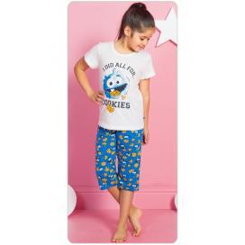 Dětské pyžamo kapri Cookies
