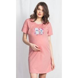 Dámská noční košile mateřská With love