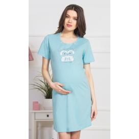 Dámská noční košile mateřská Malí králíci