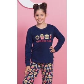 Dětské pyžamo dlouhé Weekend