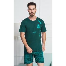 Pánské pyžamo šortky Air force