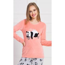 Dámské pyžamo dlouhé Nicol