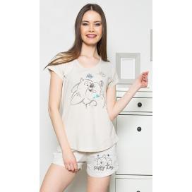 Dámské pyžamo šortky Karolína