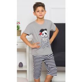 Dětské pyžamo bermudy Pirát