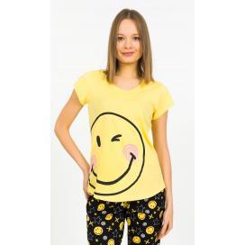 Dámské pyžamo kapri Big smile