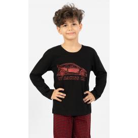 Dětské pyžamo dlouhé Car