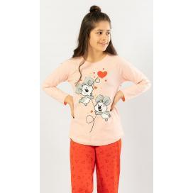 Dětské pyžamo dlouhé Malé koaly