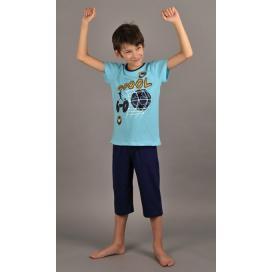 Dětské pyžamo bermudy Gól