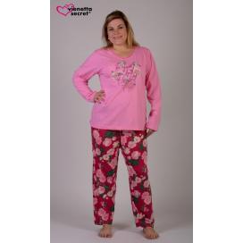 Dámské pyžamo dlouhé Alena