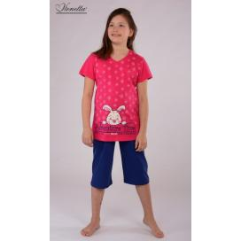 Dětské pyžamo kapri Adventure