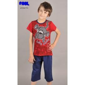 Dětské pyžamo kapri Opice