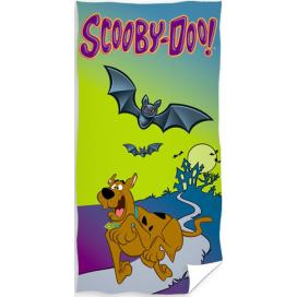Carbotex osuška Scooby doo 70x140 cm