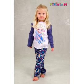 Dětské pyžamo dlouhé FROZEN Elsa