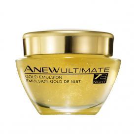 Avon Anew Ultimate 7S Zlatá noční kúra 50 ml