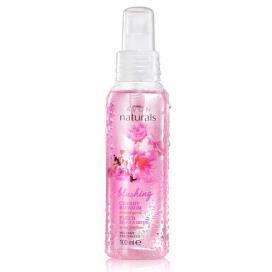 Avon Naturals tělový sprej s třešňovým květem 100 ml