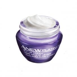 Avon Anew Platinum krém na oční okolí a rty 15 ml