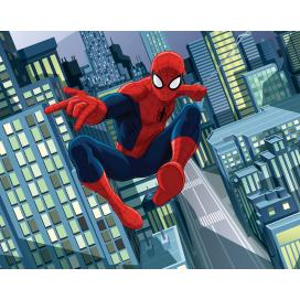 Walltastic 3D Tapeta Ultimate Spiderman 2 (2438 mm x 3048 mm)