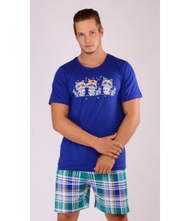 Pánské pyžamo šortky Mývalové