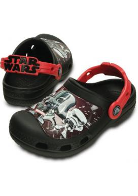 CROCS CC Star Wars Darth Vader Clog - barva Black