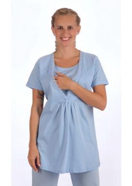 Dámské pyžamo kapri mateřské Eva