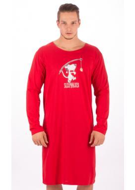 Pánská noční košile s dlouhým rukávem Sleepwalker