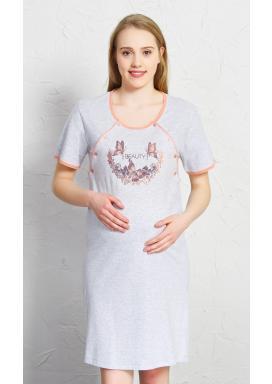 Dámská noční košile mateřská Beauty