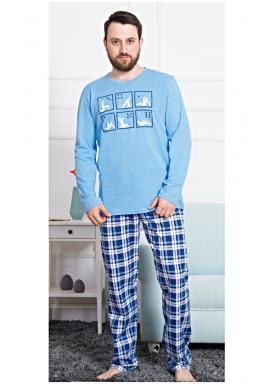 Pánské pyžamo dlouhé Kamasutra
