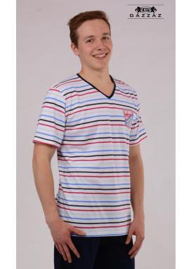 Pánské pyžamo šortky Andrew
