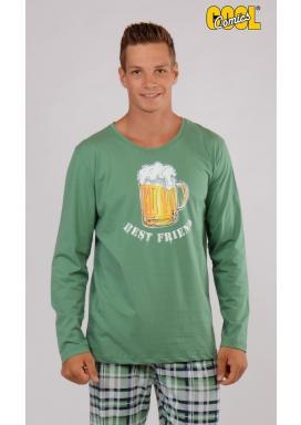 Pánské pyžamo dlouhé Pivo