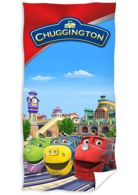 Dětská osuška CHUGGINGTON 140x70 cm