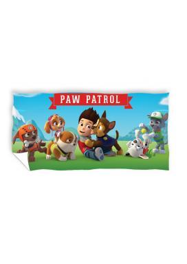 Dětská osuška PAW PATROL 140x70 cm