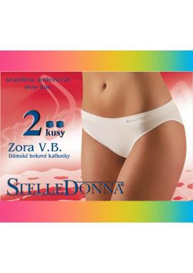 Stelle Donna ZORA V.B. - bezešvé kalhotky bokové 2 kusy