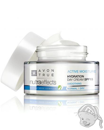 Avon Nutraeffects hydratační denní krém SPF 15 50 ml
