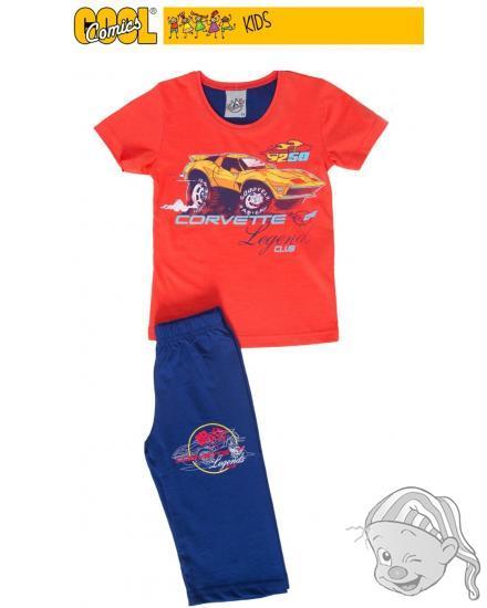 Dětské pyžamo kapri Corvette