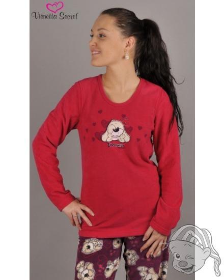 Dámské pyžamo dlouhé Pes Dreamer 3d0b75979a