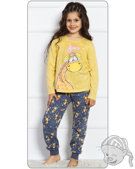 Dětské pyžamo dlouhé Žirafa Beauty