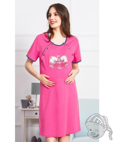 Dámská noční košile mateřská Batolata
