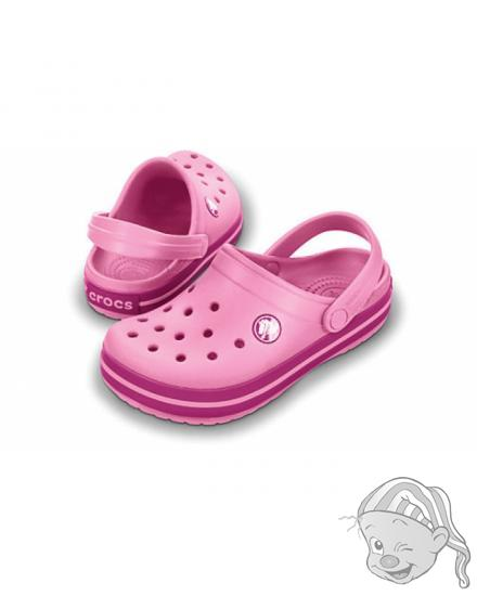 CROCS Crocband Kids - barva Pink Lemonade/Berry